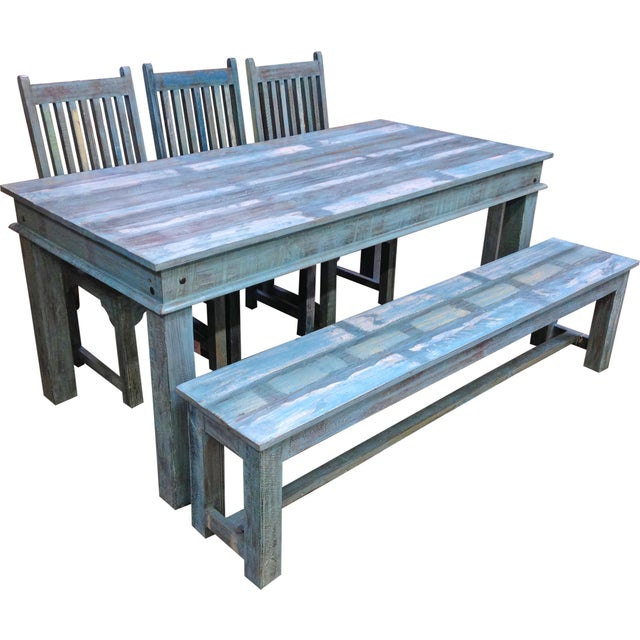 Brix Lagoon Dining Table - Image 5 of 5