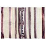 Image of Apadana - Vintage Navajo Flatweave Rug - 5' x 8'