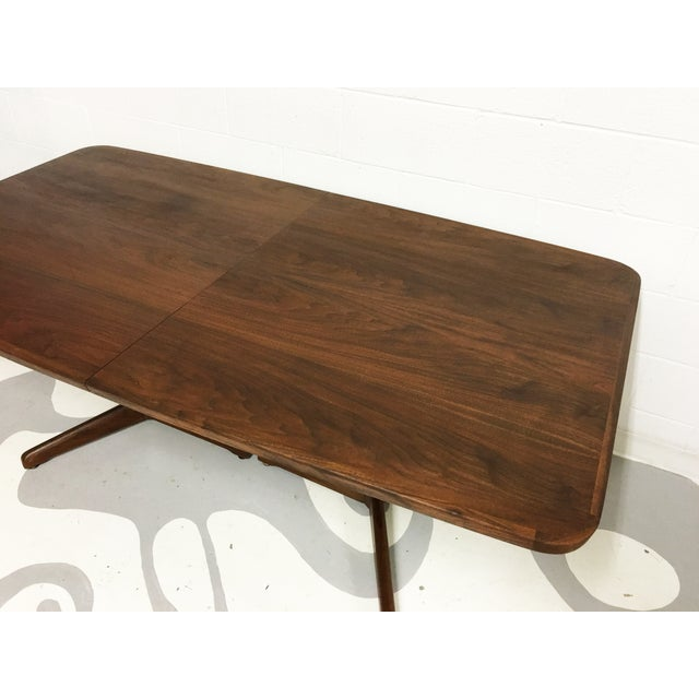 Mid-Century Modern Dining Table by Brown Saltman - Image 5 of 7