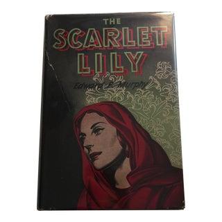 "1944 ""The Scarlet Lily"" by Edward F. Murphy"