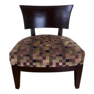 Bernhardt Wooden Arm Chair