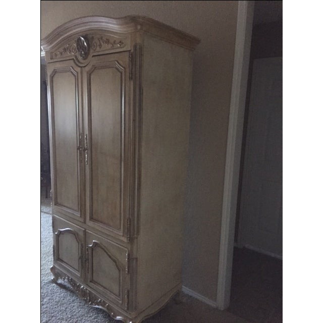 Century Furniture French Armoire - Image 8 of 8
