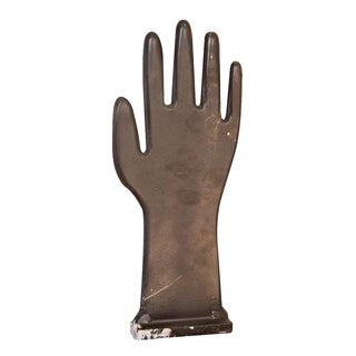 Vintage Black Glove Mold