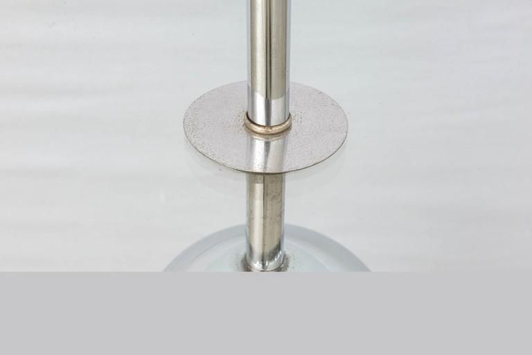 George Kovacs Stacked Chrome Ball Floor Lamp, 1960s USA   Image 7 Of 8