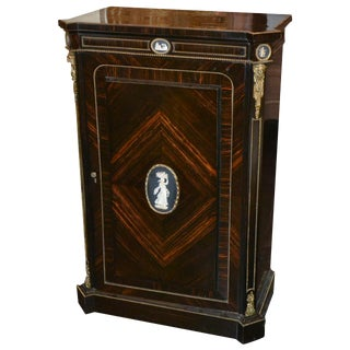 Fine French Coromandel Side Cabinet