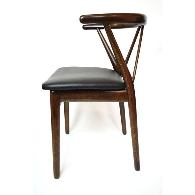 Danish Bruno Hansen Dining Chairs - A Pair - Image 5 of 10