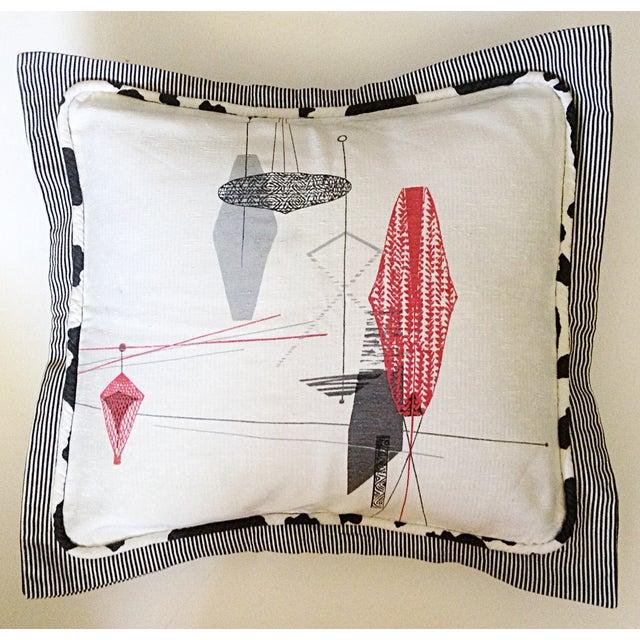 Image of Midcentury Decorative Pillow Sham