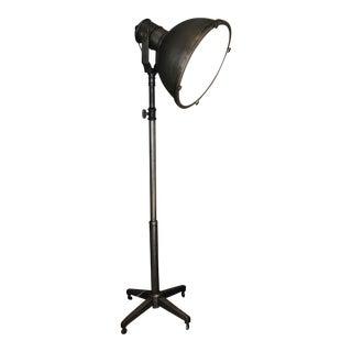 Industrial Studio Floor Lamp