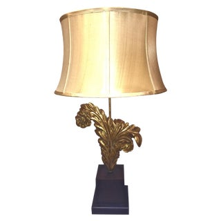 Transitional Architectural Element Table Lamp