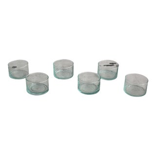 Moroccan Recycled Wine Glass - Set of 6