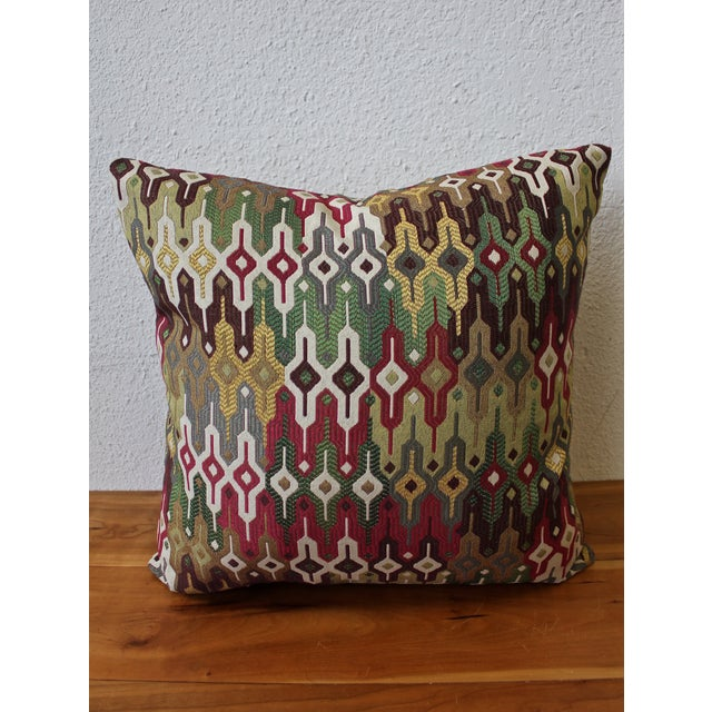 Image of Montblanc Multicolor Pillow