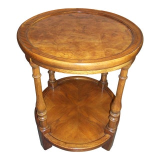 Hekman Oval End Table