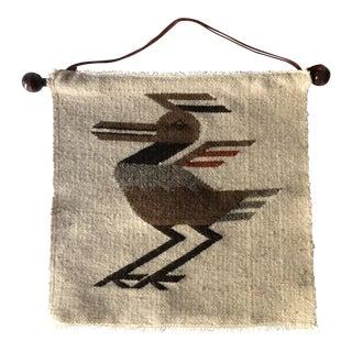 Soutwest Bird Wall Textile