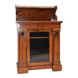 Regency Pollard Oak Cabinet