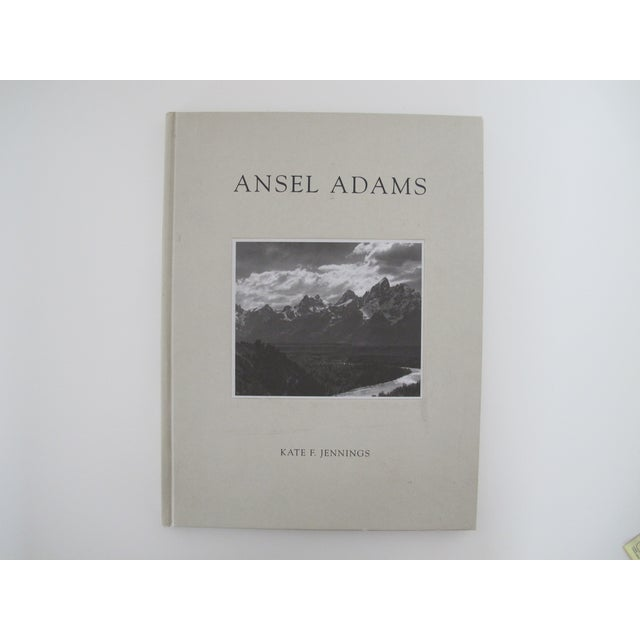 Image of Ansel Adams by Kate F. Jennings