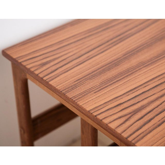 Johannes Andersen Nesting Tables - Image 5 of 11