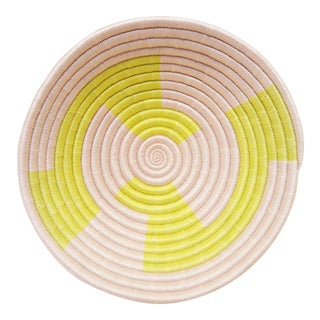 Sherbet Plateau Sweetgrass Basket