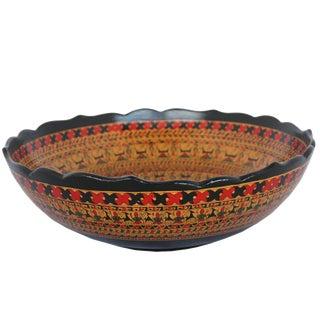 Rug & Relic Hitit Ceramic Bowl