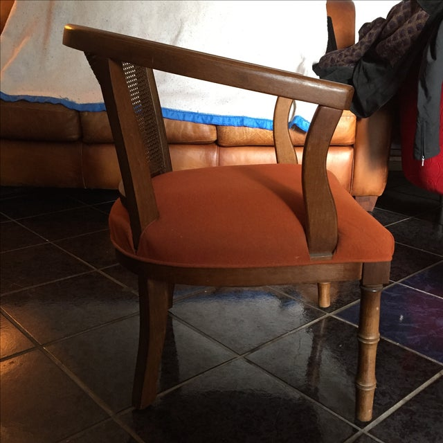 1960's Vintage Barrel Chairs - A Pair - Image 11 of 11