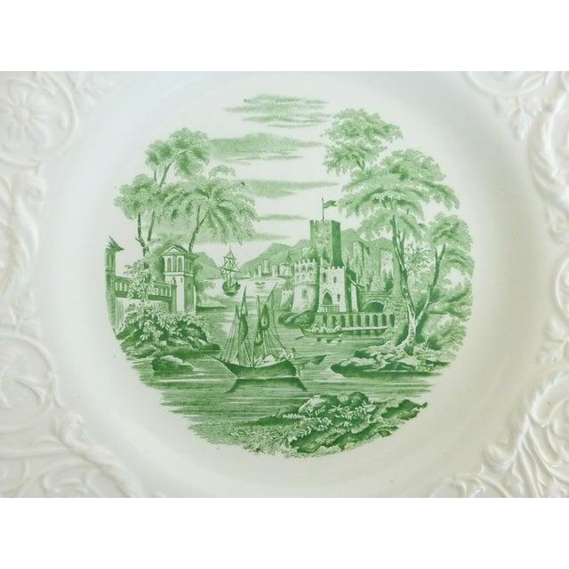 Wedgwood Creamware Dinner Plates - Set of 7 - Image 8 of 11