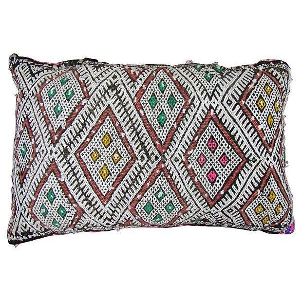 Moroccan Berber Sham Pillow - Image 1 of 2