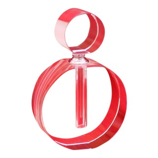 Modern Double Perfume Bottle by Zodax