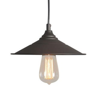 Industrial Black Iron Shade Pendant Light Hanging