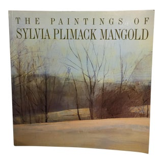 The Paintings of Sylvia Plimack Mangold, Softcover