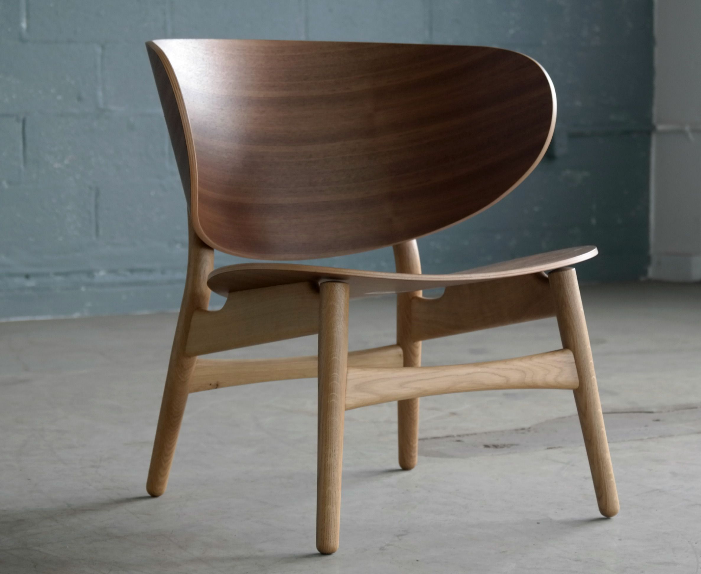 hans wegner for getama model ge1936 venus chair image 2 of 8