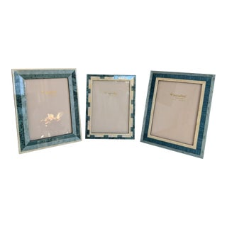 Italian Handmade Picture Frames - Set of 3