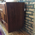 Image of Mid-Century Dresser With Gold Trim by Lane
