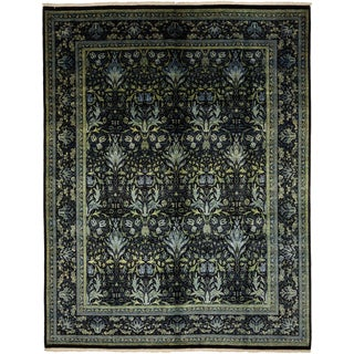 "Arts & Crafts, Hand Knotted Area Rug - 8' 1"" X 10' 4"""