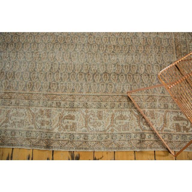 "Vintage Distressed Oushak Carpet - 8'11"" x 12'6"" - Image 2 of 10"