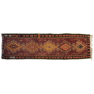 "Turkish Kilim Runner - 2'6"" x 8'8"""