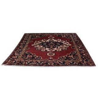 Sarreid LTD Multicolor Floral Persian Batik - 7' x 10'