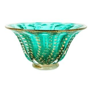 Mid-20th Century Murano Glass Bowl
