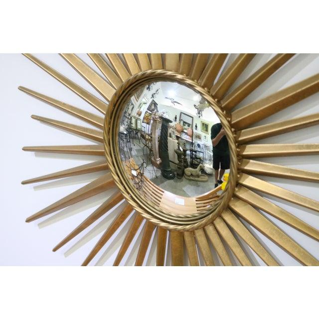 Starburst Rope Framed Mirror - Image 6 of 6