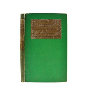 Antique 'A Bibliography of Carl Van Vechten' Book