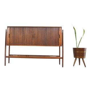 Barney Flagg for Drexel Mid-Century Credenza