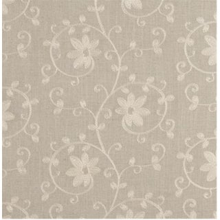 Clarke & Clarke Ashley Embroidery Linen - 6 Yards