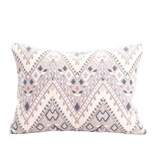 Handwoven Guatemalan Neutral Pillow