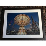 Image of Coney Island Framed Photograph by Neil Lawner