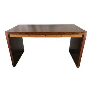 Ed Wormley Rosewood English Oak Desk