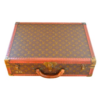 1970s Louis Vuitton Suitcase