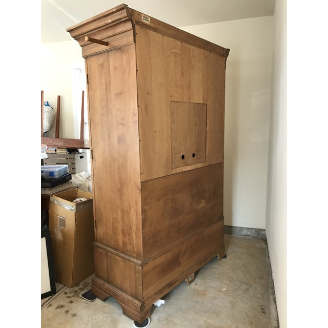 Ethan Allen New Country Armoire - Image 10 of 11