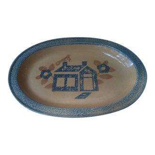 Pfaltzgraff USA Oval Serving Platter