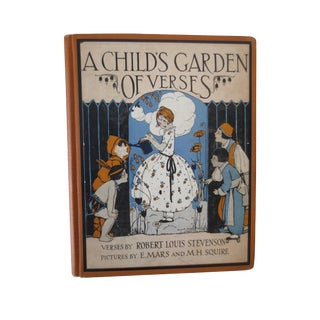 A Child's Garden of Verses Book by R.L. Stevenson