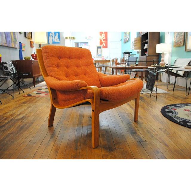 Norwegian Modern Lounge Chair - Image 2 of 11