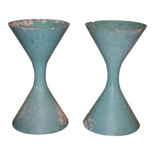 Pair of French 1960s Jardinieres