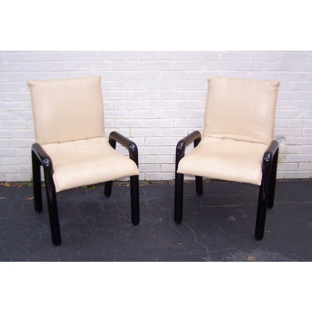 Pace Collection Dining Chairs Mariani - Set of 4 - Image 3 of 7